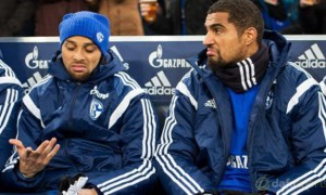 Schalke-Kevin-Prince-Boateng-and-Sidney-Sam