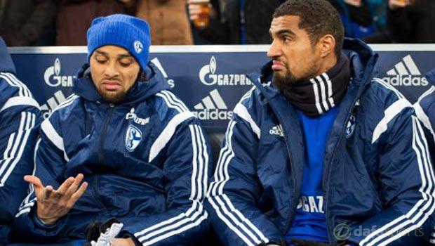 Schalke-Kevin-Prince-Boateng-and-Sidney-Sam