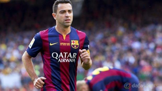 Xavi-Hernandez-Barcelona