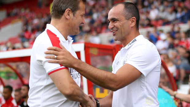 Everton-boss-Roberto-Martinez-and-Swindon-Town-manager-Mark-Cooper