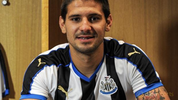 Newcastle-Aleksandar-Mitrovic