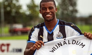 Newcastle-United-Georginio-Wijnaldum