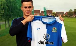 Tom-Lawrence-Blackburn-Rovers