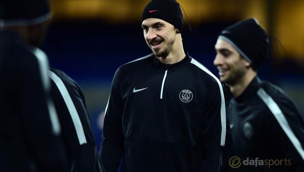 Ibrahimovic-PSG