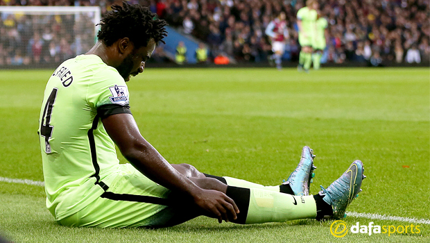 Manchester-City-Wilfried-Bony-sits-injured