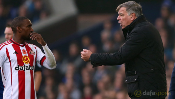 Sunderland-manager-Sam-Allardyce-and-Jermain-Defoe
