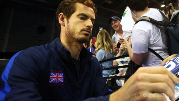 david cup - Andy Murray (GBR)
