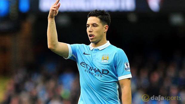 Manchester-City-playmaker-Samir Nasri