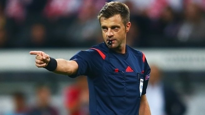 referee in euro 2016