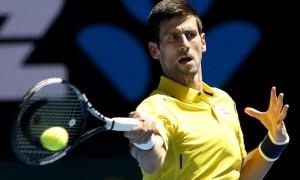 Novak Djokovic - Australian Open 2016