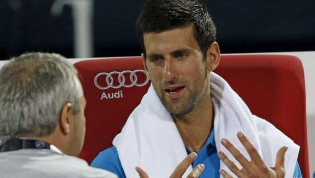 Novak Djokovic - Dubai Tennis Championships