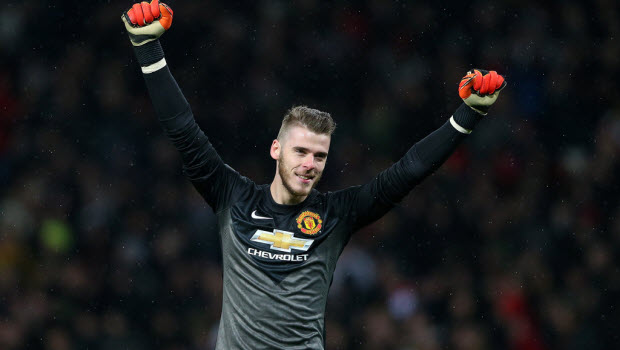 david de gea manchester united dafabet the thao