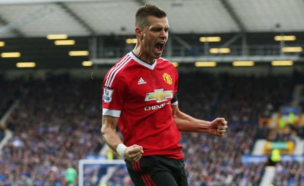 Morgan-Schneiderlin-manchester-united-dafabet-the-thao