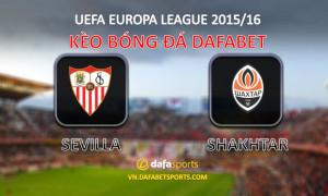 ty le keo europa league 2015-16 sevilla shakhtar donetsk
