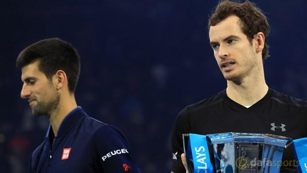 Andy Murray quyết tâm cao cho năm 2017