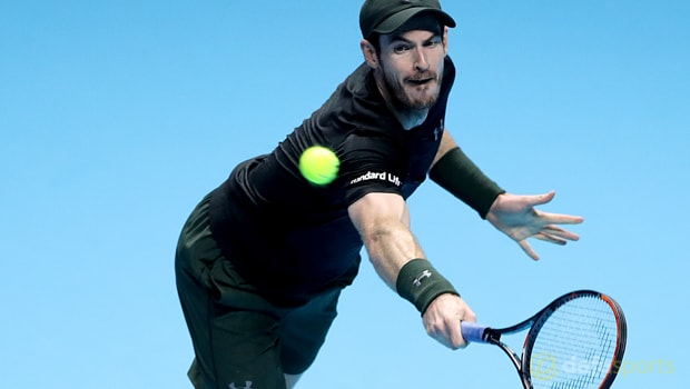 Tay vợt số 1 Thế giới Andy Murray khởi đầu với chiến thắng