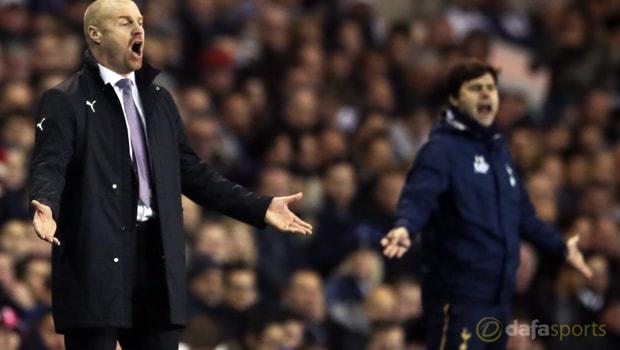 Burnley đang có dấu hiệu tiến bộ - Sean Dyche