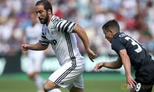 Gonzalo Higuain ca ngợi tinh thần chiến đấu của Juventus