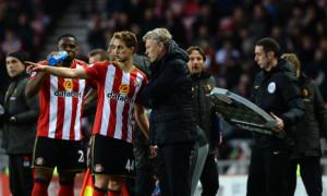 Sunderland manager David Moyes AFCON