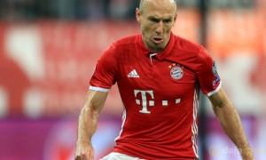 Robben đặt mục tiêu giành Đĩa bạc cùng Bayern