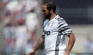 Higuain mong muốn Juve cải thiện phong độ