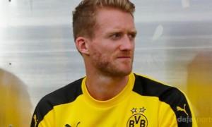 Andre Schurrle tập trung giúp Dortmund thăng tiến