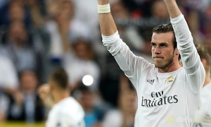 Gareth Bale trở lại tập luyện cho Real Madrid