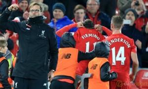 Jürgen Klopp quyết tâm cải thiện phong độ cho Liverpool