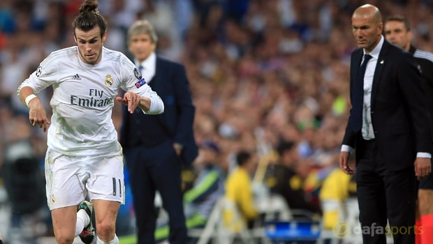 Real Madrid Zidane khen ngợi nỗ lực của Gareth Bale