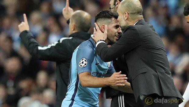 Sergio Aguero mong muốn tiếp tục cống hiến cho Man City