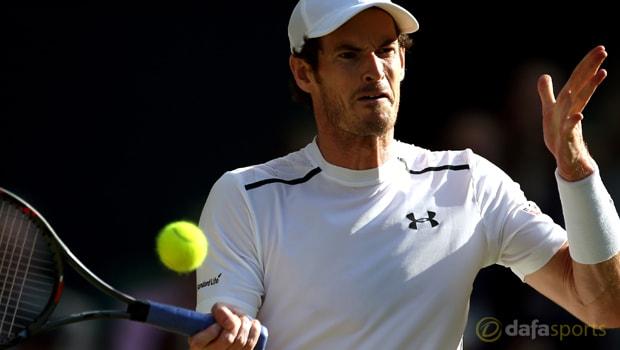 Andy Murray lỡ giải Davis Cup