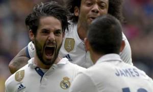 Zidane Isco vẫn sẽ là người của Real Madrid