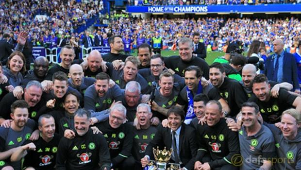Antonio Conte: Chelsea cần tiếp tục tập luyện chăm chỉ