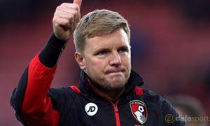 Howe: Bournemouth cần giữ đội hình hiện tại
