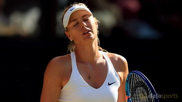 Sharapova lỡ giải Pháp Mở Rộng