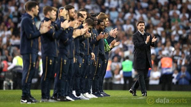 Pochettino cam kết gắn bó với Tottenham