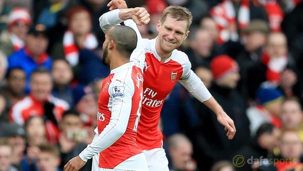 Mertesacker sẵn sàng chinh phục danh hiệu cùng Arsenal