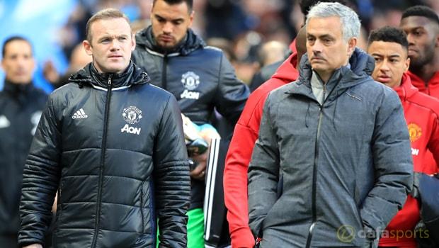 Rooney khâm phục cá tính của thầy Mourinho