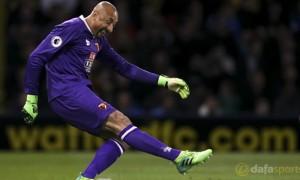 Watford đặt mục tiêu kết thúc mùa giải NHA ở thứ hạng cao