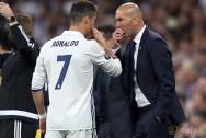 Zidane không dám chủ quan tại Champions League