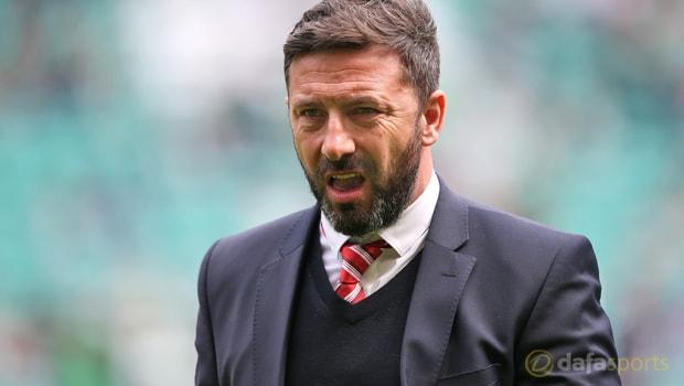 Derek McInnes chưa hề được liên hệ với Sunderland