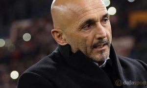 Luciano Spalletti chính thức rời Roma
