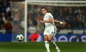 Pepe xác nhận chia tay Real Madrid