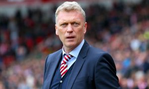 Sunderland không vội vã tìm người thay David Moyes