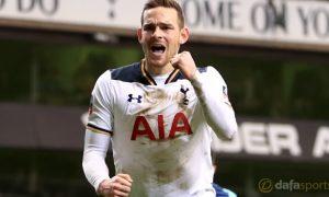 Janssen đặt quyết tâm tại Tottenham