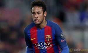 Barcelona-Neymar-Pique hy vọng Neymar ở lại với Barca