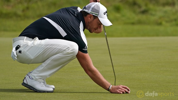 Danny-Willett-Golf-Open-Championship-2017-Golf: Tay gôn Danny Willett lưỡng lự phẫu thuật chấn thương