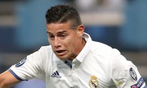 James Rodriguez chính thức chuyển tới Bayern Munich theo hợp đồng cho mượn