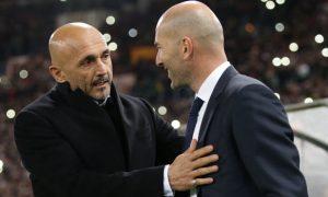 Spalletti và mục tiêu đưa Inter trở lại đấu trường Champions League