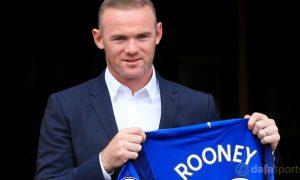 Rooney khẳng định đến Everton để cạnh tranh danh hiệu